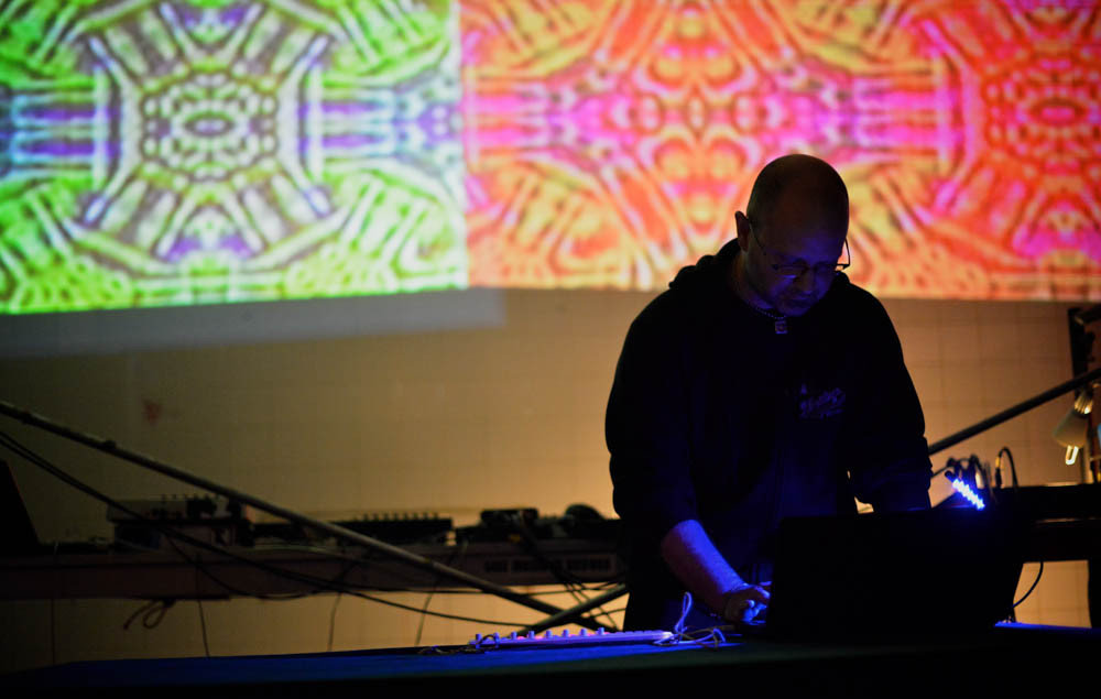 Visuals by Merlyn Chipman. Photo by Jon Vincent.